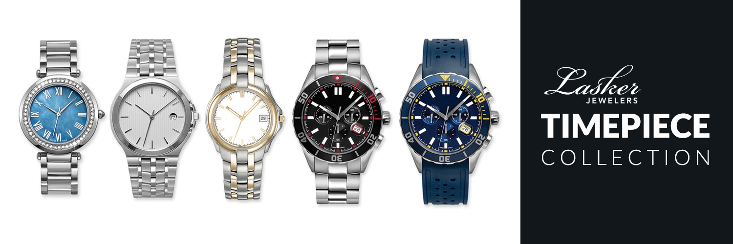 Lasker Jewelers Lasker's Timepiece Collection
