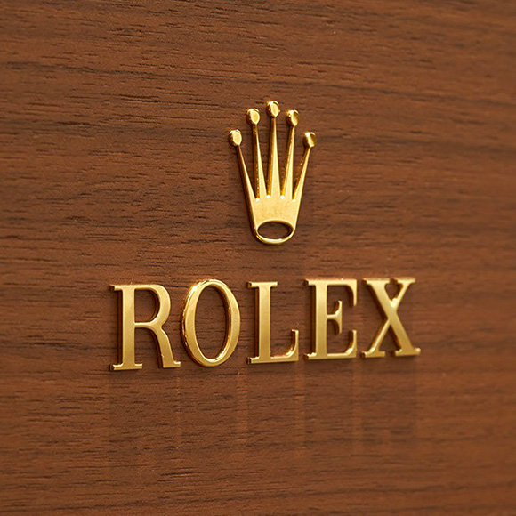 Rolex at Lasker Jewelers Gold Crown